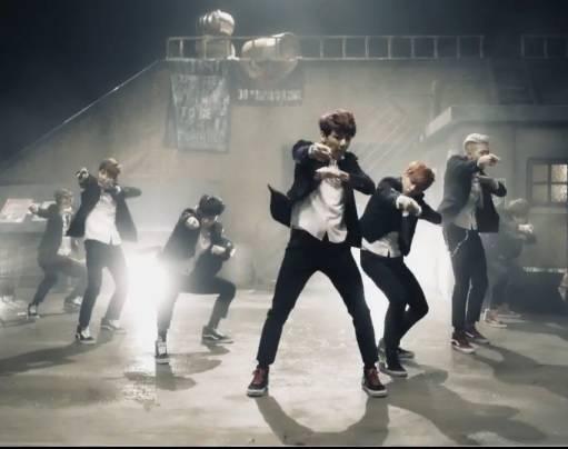 BTS reveal dance version of 'Boy in Luv' MV