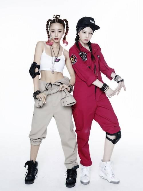 Female hip hop duo Lip Service debut with 'Yum Yum Yum' MV ...