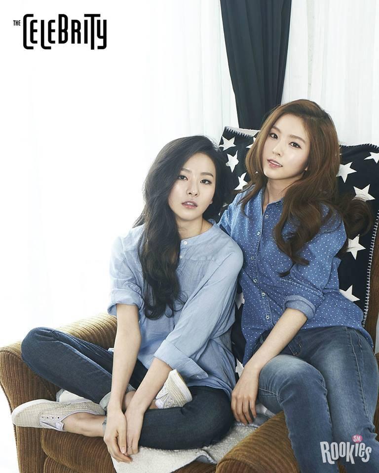 S.M.ROOKIES, Taeyong, Seulgi (smrookies), Irene