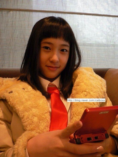 Past Pictures Revealed Of A Cute And Pretty Krystal In 5th