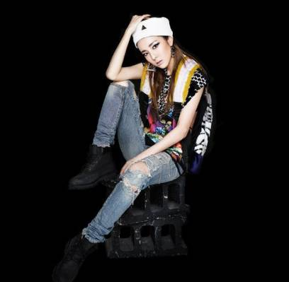 2NE1,CL,Dara