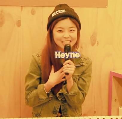 2NE1,heyne