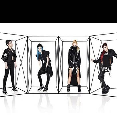 2NE1,CL