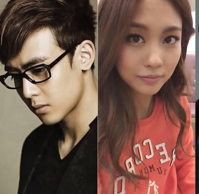 2PM,Nichkhun,Chansung,miss-A,Fei