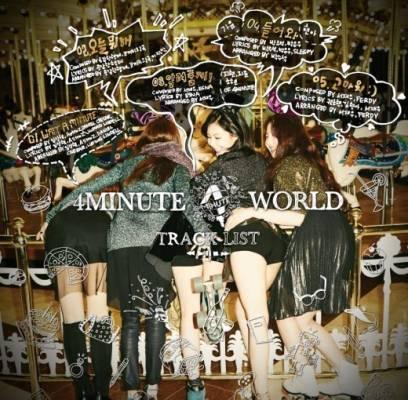 4minute,Gayoon,HyunA