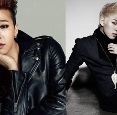 Big-Bang,G-Dragon,Block-B,Zico,Yewon,duble-sidekick,yoo-se-yoon,kim-gu-ra