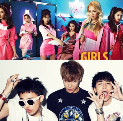Big-Bang,CNBLUE,EXO,Suzy,SHINee,Girls-Generation,TVXQ,IU,Lee-Seung-Gi,Psy,Yoo-Jae-Suk,lee-byung-hun