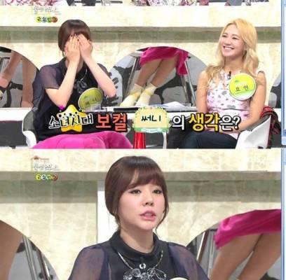 Girls-Generation,Hyoyeon,Sunny