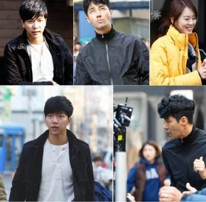Lee Seung GI Yoona datingon sjokz dating ketään