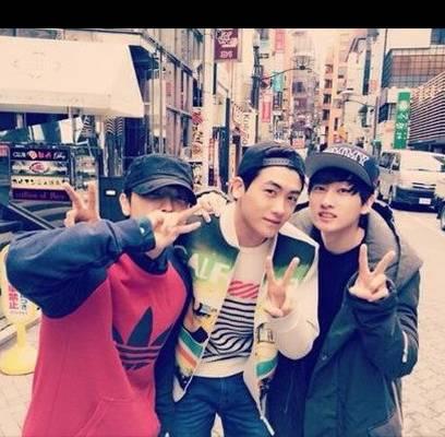 Super-Junior,Eunhyuk,Donghae,ZEA,Hyungsik