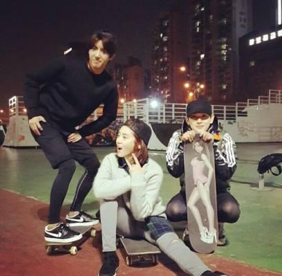 ZEA,Kwanghee,Siwan,Son-Dam-Bi