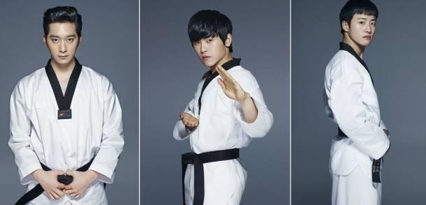 2PM,Chansung,Big-Star,FeelDog,INFINITE,Hoya