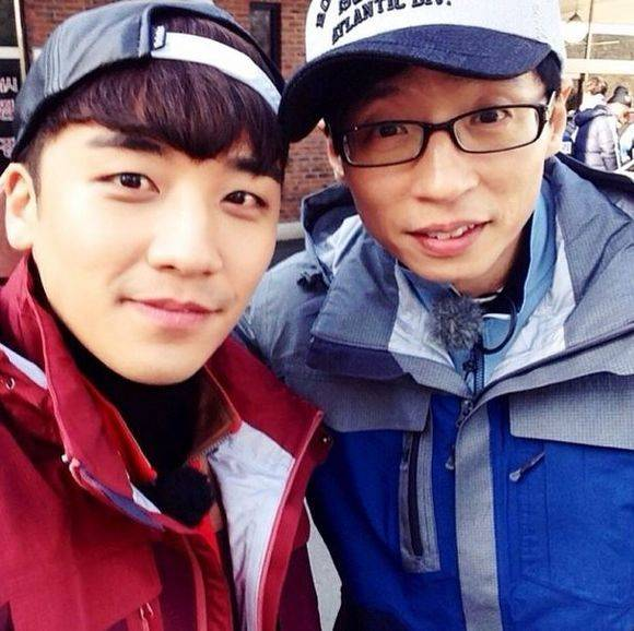 The 'Angel Eyes' cast to appear on 'Running Man' + Big Bang's Seungri spotted with Yoo Jae Suk