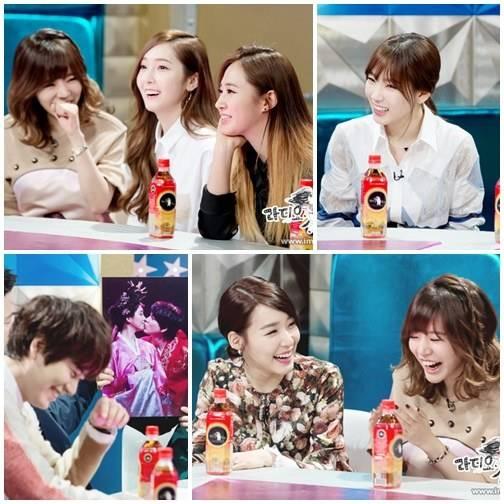rumor snsd members dating