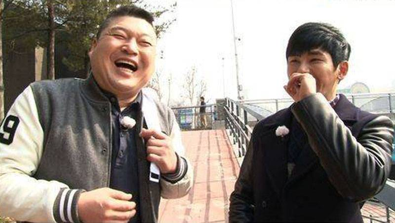INFINITE,Hoya,Kang-Ho-Dong