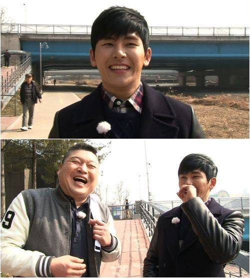 INFINITE, Hoya, Kang Ho Dong