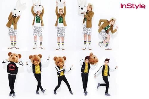 INFINITE, Woohyun, SHINee, Key, Toheart