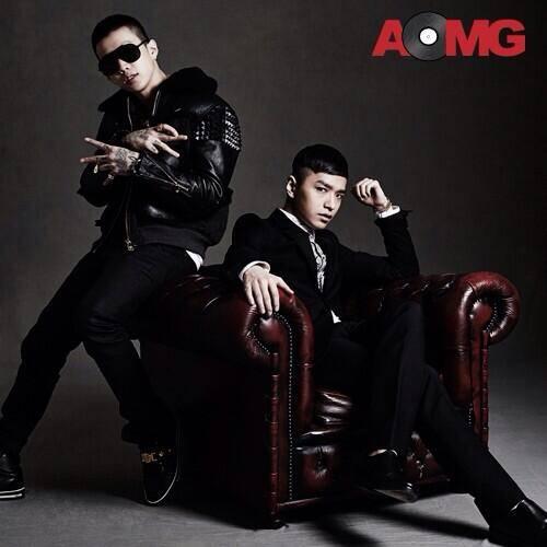 Jay Park, Supreme Team, Simon D