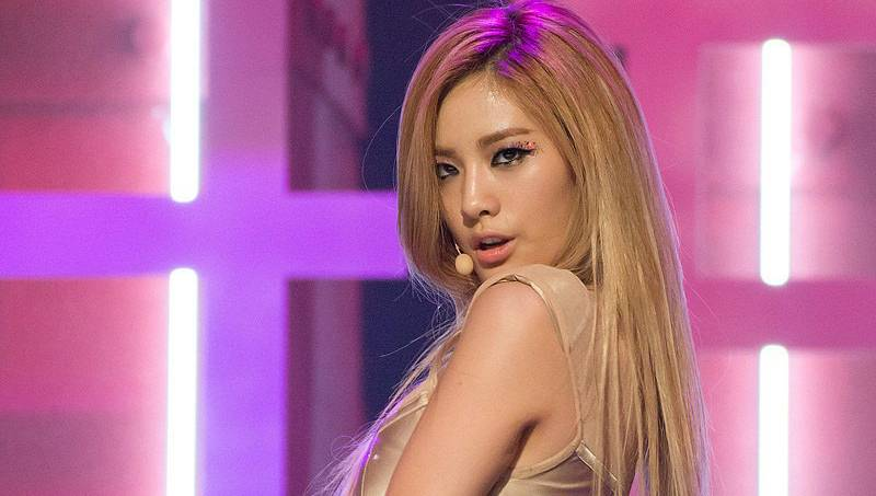 Nana picks her sexy charm and height as the aspects of herself that shine over her fellow members