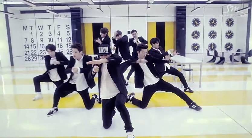 Super Junior, Super Junior-M