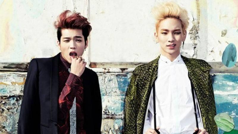 Woohyun, Key, Toheart