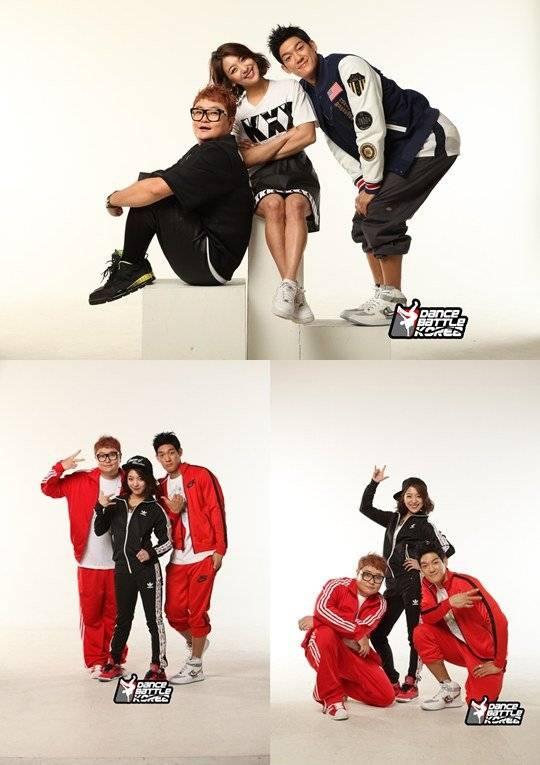 f(x)'s Luna, DJ DOC's Jung Jae Yong, and T.I.P CREW's Park Jae Min to host 'Dance Battle Korea'