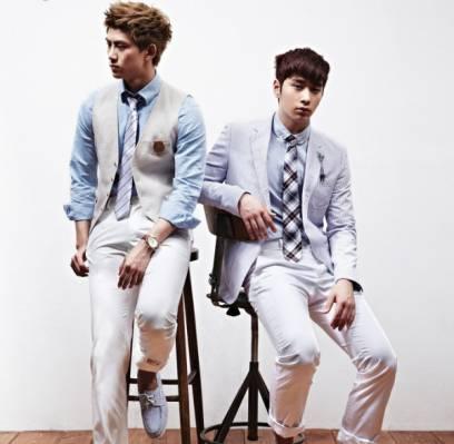 2PM,Taecyeon,Chansung