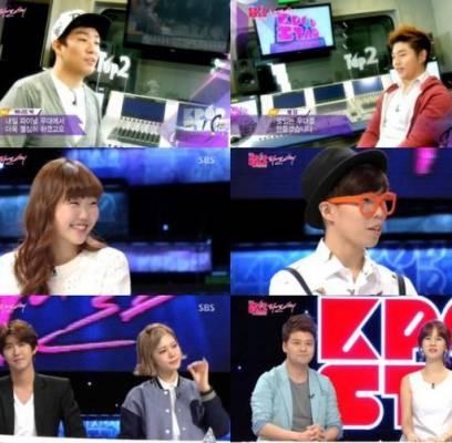 After-School,Lizzy,Orange-Caramel,ZEA,Kwanghee,akdong-musician,jun-hyun-moo