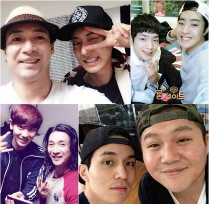EXO,Chanyeol,lee-dong-wook,seo-kang-jun