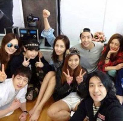 Park-Bom,Nana,Chanyeol,lee-dong-wook,seo-kang-jun