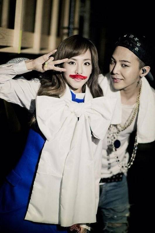 gd and dara dating 2014 100 random facts that prove g-dragon and sandara park are dating (part 2) english version while on dara and gd it was a different case.