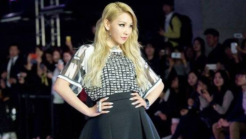 CL expresses her desire to never see her YG audition demo tape again