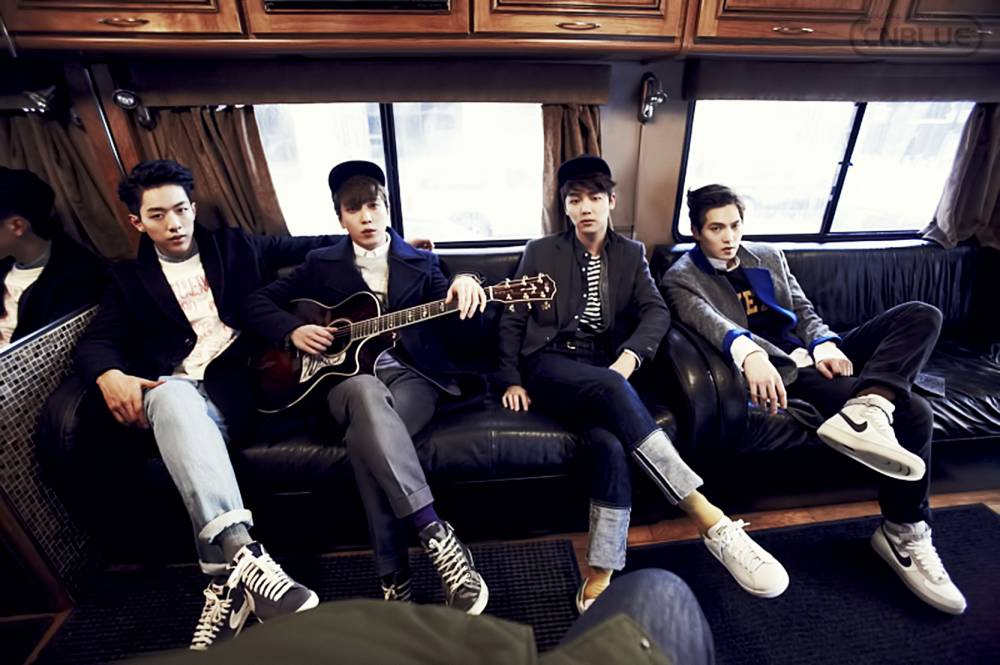 CNBLUE to sing 'Ryu Can Do It' for LA Dodgers' Ryu Hyun Jin's ...