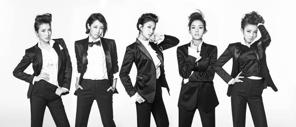 KARA,Jiyoung,Nicole