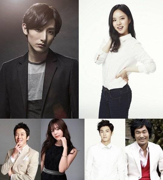 Seo In Guk, Choi Phillip, Lee Soo Hyuk