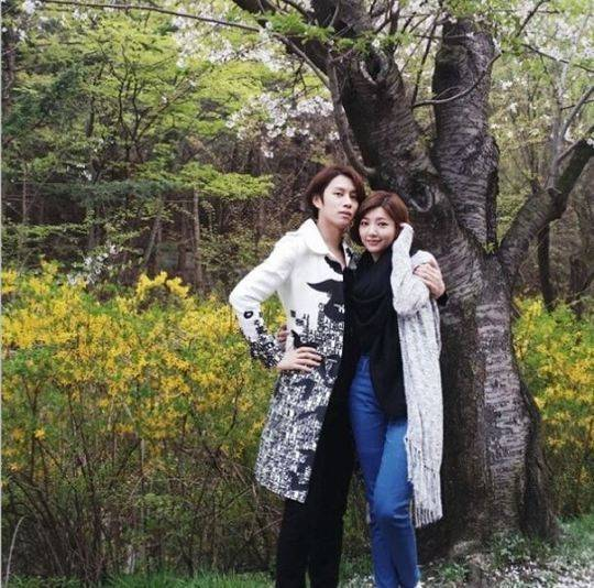 Heechul suju and guo xue fu dating