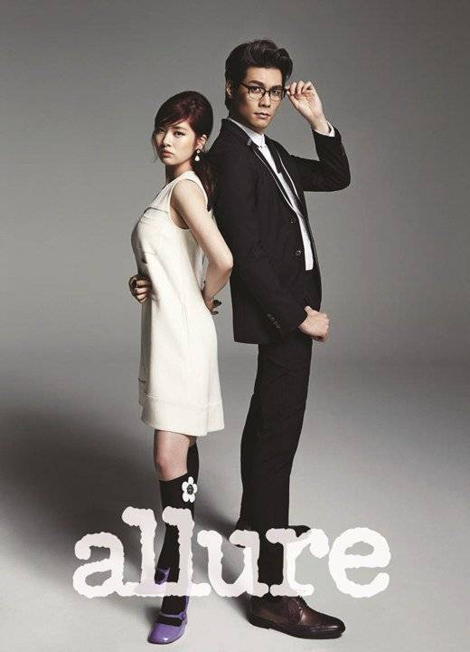Choi Daniel And Jung So Min Compliment Each Other In Pictorial And