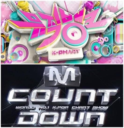 A Pink, Block B, EXO, FIESTAR, MBLAQ, Jiyeon, IU, San E, Boa, M.I.B, Park Jung Hyun (Lena Park)