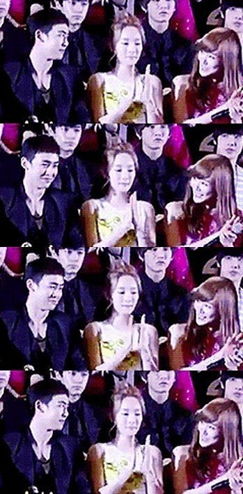 Past photos of Nichkhun and Tiffany's friendship brought ...