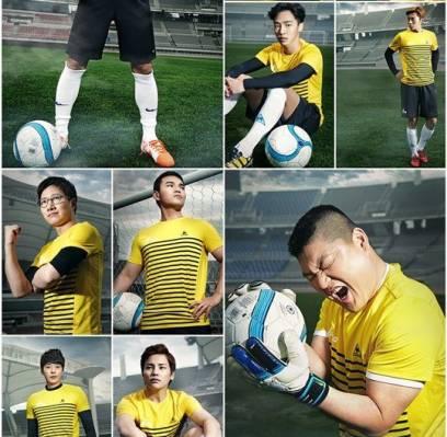 B2ST,Doojoon,Kikwang,Jung-Hyung-Don,Kang-Ho-Dong