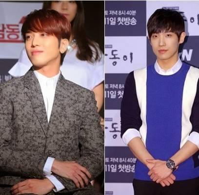 CNBLUE,Yonghwa,MBLAQ,Lee-Joon