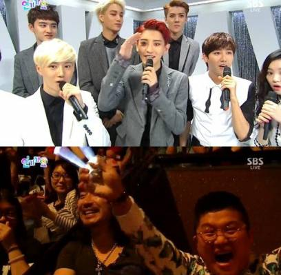 EXO,EXO-K,Chanyeol,jo-se-ho,shin-sung-woo