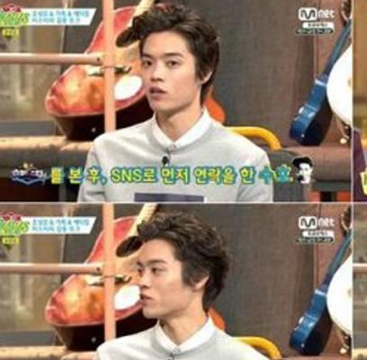 EXO,Suho,eddy-kim