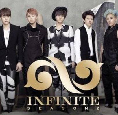 INFINITE,Sunggyu,L,Woohyun,Sungjong