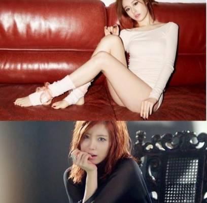 SECRET,Hyosung,T-ara,Jiyeon,GNA,duble-sidekick