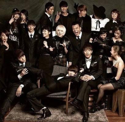 2PM,JunK,Junho,miss-A,Suzy,15,got7