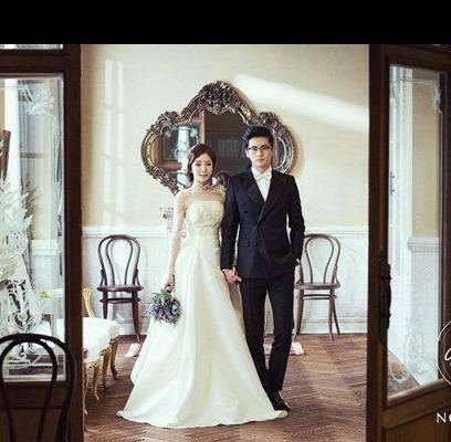 vos choi hyun joon unveils his romantic wedding