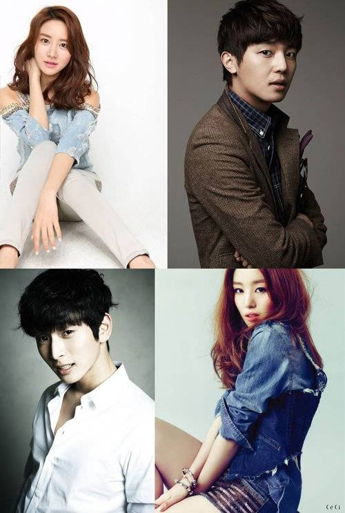 2AM, Jinwoon, SECRET, Sunhwa, Yeon Woo Jin, Han Groo
