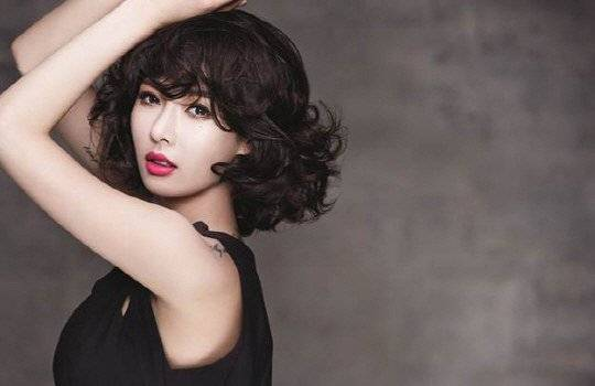 Hyuna Tries On Unique Makeup By Mac For Elle Allkpop Com