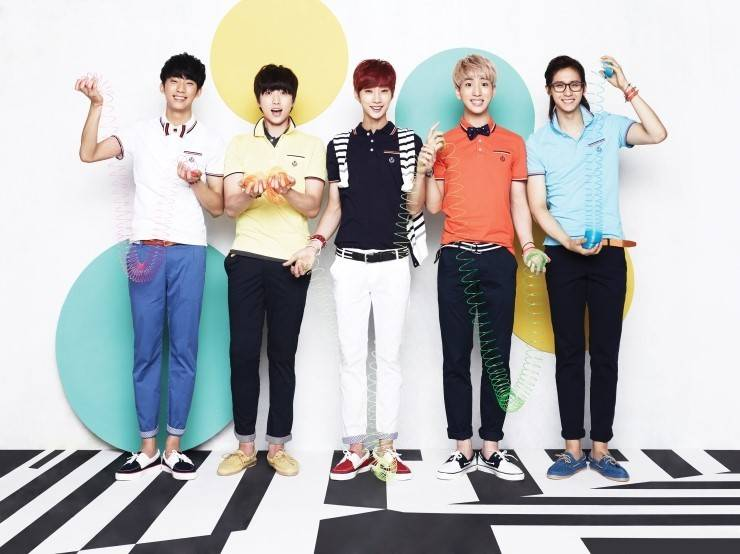 B1A4 fans to plant a forest in the boys' name | allkpop.com B1a4 Names